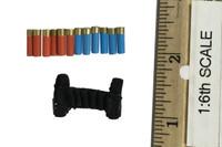 NYPD Emergency Service Unit K-9 - Shotgun (M-870) Shells w/ Holster