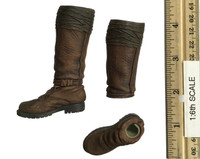 Star Wars Mythos: Obi-Wan Kenobi - Boots w/ Leggings (No Ball Joints)
