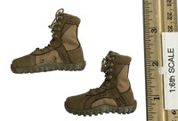 Naval Mountain Warfare Special Forces - Boots (For Feet)