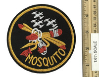 Marilyn Monroe (Military Outfit) - 6147th Tactical Control Group Patch (1:1 Scale)