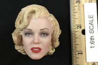 Marilyn Monroe (Military Outfit) - Head (No Neck Joint)