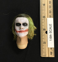 Nurse Joker - Head (Green Hair) w/ Neck Joint