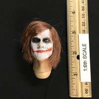Nurse Joker - Head (Red Hair) w/ Neck Joint