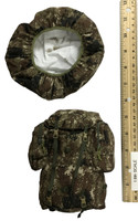PLA 91st Anniversary Border Guard - Backpack w/ Cover (Reversable)