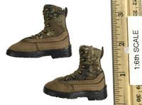 PLA 91st Anniversary Border Guard - Boots (No Ball Joints)