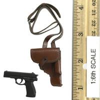 PLA 91st Anniversary Border Guard - Pistol (92 Type) w/ Holster