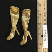 Princess Cosplay Set - Boots (For Feet)