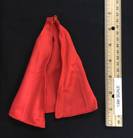 Princess Cosplay Set - Red Cape