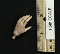 Dracula Red - Left Relaxed Hand