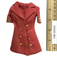 Flight Attendant Dress Sets - Dress (Red)