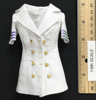 Flight Attendant Dress Sets - Dress (White)