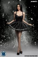 Asian Beauty Headsculpts - Boxed Accessory (SUD-SDH010A) (Long Black Hair)