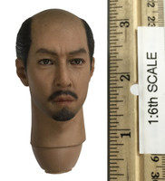 Japanese Ashigaru: Bowman (Yumi) - Head w/ Neck Joint