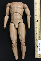 Japanese Ashigaru: Bowman (Yumi) - Nude Body w/ Hand Joints (Slim)