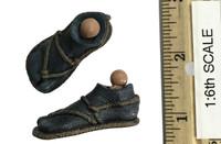 Japanese Ashigaru: Spearman (Yari) - Shoes w/ Ball Joints