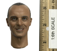 The Silence of the Lambs: Hannibal Lecter (Straitjacket Version) - Head (Molded Neck)
