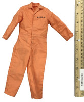 The Silence of the Lambs: Hannibal Lecter (Straitjacket Version) - Orange Prison Jumpsuit