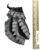 Female Steampunk Costume Sets - Petticoat (Grey)