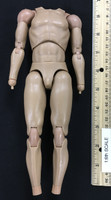 Japan Samurai: Oda Nobunaga - Nude Body