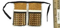 Japan Samurai: Oda Nobunaga - Thigh Armor (Haidate)