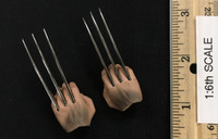 Logan: One Last Time - Metal Claws (Relaxed Hands) (Metal)