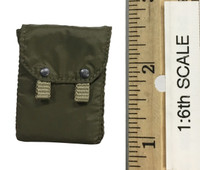 German WWII Infantry Private Set: Poland 1939 - Gas Cape Pouch