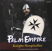 Palm Empire: Knight Hospitaller (1/12th Scale) - Boxed Figure