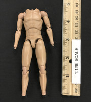 Palm Empire: Knight Hospitaller (1/12th Scale) - Nude Body
