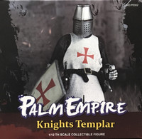 Palm Empire: Knights Templar (1/12th Scale) - Boxed Figure