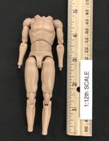 Palm Empire: Knights Templar (1/12th Scale) - Nude Body