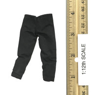 Palm Empire: Knights Templar (1/12th Scale) - Black Pants