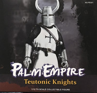 Palm Empire: Teutonic Knights (1/12th Scale) - Boxed Figure