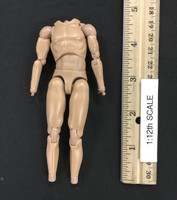 Palm Empire: Teutonic Knights (1/12th Scale) - Nude Body
