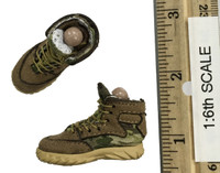 Multicam Female Hunter: War Angel Angela - Boots w/ Ball Joints