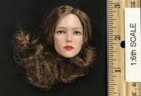 Multicam Female Hunter: War Angel Angela - Head (No Neck Joint)