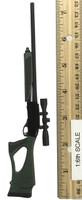 Multicam Female Hunter: War Angel Angela - Sniper Rifle