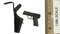 Bloodshot - Pistol w/ Belt Loop Holster