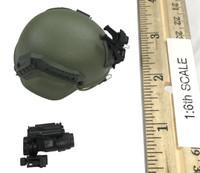 Snow Leopard Commando Unit - Team Leader - Helmet (QGF11)