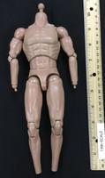 Snow Leopard Commando Unit - Team Leader - Nude Body