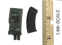 Snow Leopard Commando Unit - Team Leader - Rifle (QMZ-95) Ammo w/ Pouch