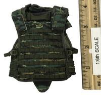 Snow Leopard Commando Unit - Team Leader - Tactical Vest (Type 15)