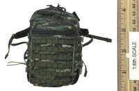 Snow Leopard Commando Unit - Team Member - Large Camo Backpack