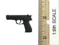 Snow Leopard Commando Unit - Team Member - Pistol (QSZ-92)