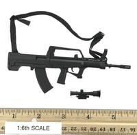 Snow Leopard Commando Unit - Team Member - Machine Gun (QMZ-95)