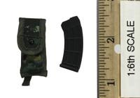 Snow Leopard Commando Unit - Team Member - Rifle Ammo (QMZ-95) w/ Pouch