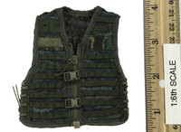 Snow Leopard Commando Unit - Team Member - Tactical Vest (Type 13)