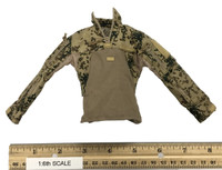 KSK Kommando Spezialkrafte Leader - Camo Combat Shirt