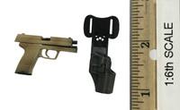 KSK Kommando Spezialkrafte Leader - Pistol (HKP8) w/ Belt Holster