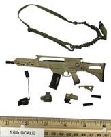 KSK Kommando Spezialkrafte Leader - Rifle (G36K A4)