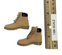 Street Style Flight Jacket Sets (Men's) - Boots (For Feet)